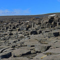 More Rock And Lava At Dettifoss by Jeffrey Hamilton