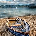 Morfa Nefyn Boat by Adrian Evans