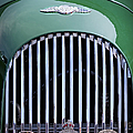 Morgan Plus 8 Classic British Car  by Susan Candelario