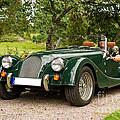 Morgan Roadster by Torbjorn Swenelius