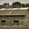 Morganton Barn by Tara Potts