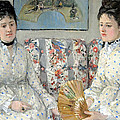 Morisot's The Sisters by Cora Wandel