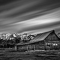 Mormon Row Historic Barn by Paul W Sharpe Aka Wizard of Wonders