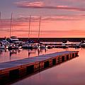 Morning At Chatfield Marina by Ronda Kimbrow