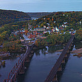 Morning At Harpers Ferry by Metro DC Photography