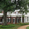 Morning At Monticello by Christiane Schulze Art And Photography