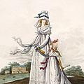 Morning Dresses, Fig. 63 & Fig. 64 by Nicolaus von Heideloff