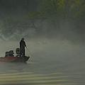 Morning Fisherman by Everet Regal