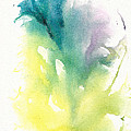 Morning Glory Abstract by Frank Bright
