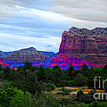 Glorious Morning In Sedona by Beverly Guilliams