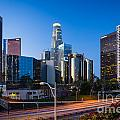 Morning In Los Angeles by Inge Johnsson