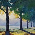 Morning Light by Graham Gercken