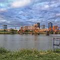 Morning Light Upon Downtown Little Rock - Arkansas - Skyline by Jason Politte