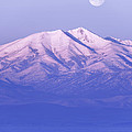 Morning Moon by Chad Dutson