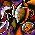 Morning Muffin by Leon Zernitsky