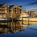 Morning On The Docks by Eric Albright