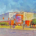The Schottenstein Center.  The Ohio State University by Digital Photographic Arts