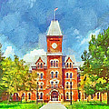University Hall.  The Ohio State University by Digital Photographic Arts