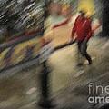 Morning People - The Man by Nadalyn Larsen