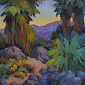 Morning Shade 2 by Diane McClary