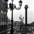 Morning - St. Mark's Square by Alan Toepfer