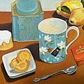 Morning Tea by Deanne Salter