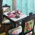 Morning Tea by Michelle Winnie