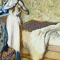 Morning Toilet by Edgar Degas