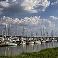 Morningstar Marina Boat Harbor Georgia by Kathy Clark