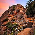 Moro Rock Path by Inge Johnsson