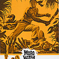 Moro Witch Doctor, Us Poster Art, 1964 by Everett