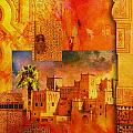 Morocco Heritage Poster 00 by Catf