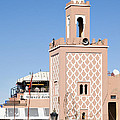 Morocco Mosque by Mick House