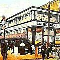 Morrison's Theatre In Rockaway Beach Queens N Y 1912 by Dwight Goss