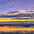Morro Bay Panorama by Beth Sargent