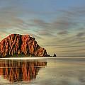 Morro Reflections By Rodrigo Alvarez  by California Coastal Commission