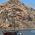 Morro Rock by Adam Jewell
