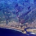 Morro Rock California by Wernher Krutein