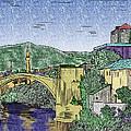 Morstar Bridge Colored by Robert  Denton