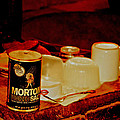 Morton Salt Born 1952 by Joseph Coulombe