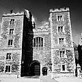 mortons tower lambeth palace London England UK by Joe Fox