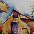 Mo's Barn by Suzanne Willis