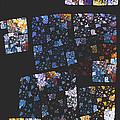 Mosaic 126-02-13 Marucii by Marek Lutek