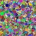 Mosaic 510-11-13 Marucii by Marek Lutek