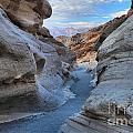 Mosaic Canyon Twilight by Adam Jewell