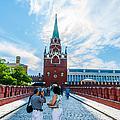 Moscow Kremlin Tour - 03 Of 70 by Alexander Senin