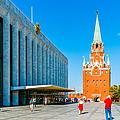 Moscow Kremlin Tour - 15 Of 70 by Alexander Senin