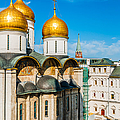Moscow Kremlin Tour - 31 Of 70 by Alexander Senin