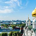 Moscow Kremlin Tour - 33 Of 70 by Alexander Senin