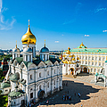 Moscow Kremlin Tour - 34 Of 70 by Alexander Senin